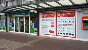 Foto winkel Uden met Eyelove Brillen
