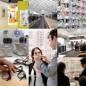 Collage foto's Optiekbeurs Milaan 2016