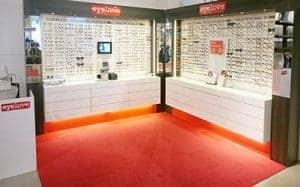 Eyelove XL: 350 monturen!