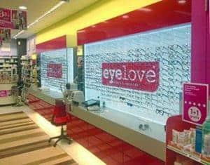 Eyelove XL: 450 Brillenfassungen