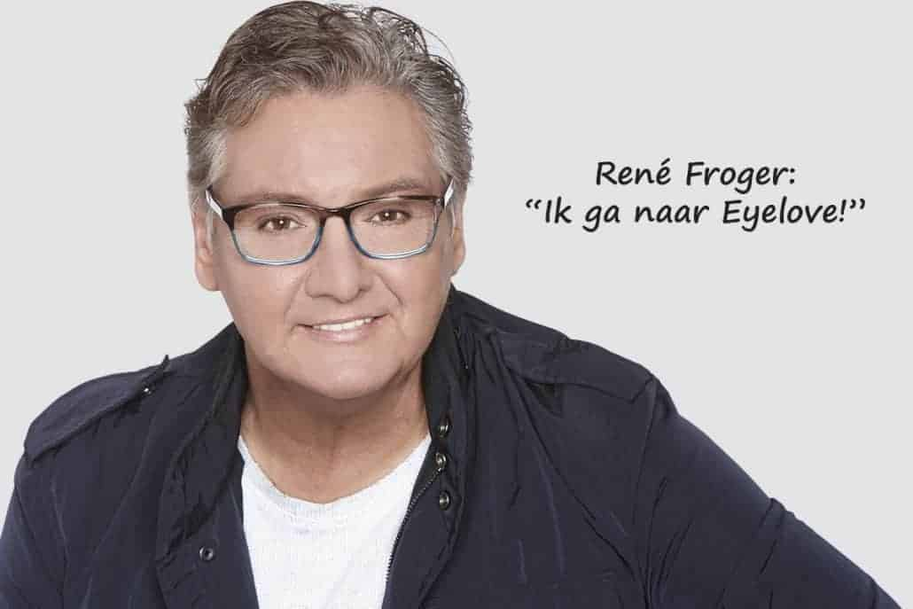 a27cb64ccb1227 René Froger gaat naar Eyelove Brillen