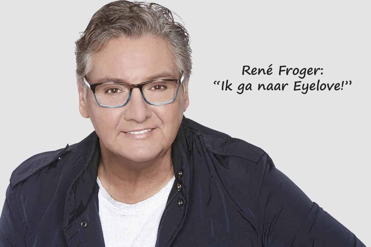 Rene Froger ik ga naar Eyelove