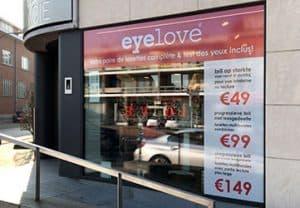 Eyelove Brillen in Wemmel