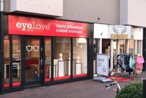 Eyelove Brillen in Helmond