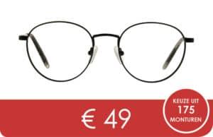 Eyelove bril op sterkte voor veraf of dichtbij 49 euro