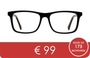 Eyelove multifocale bril 99 euro