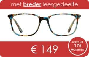 Eyelove multiplus bril 149 euro