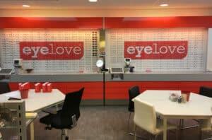 Eyelove XL: 450 monturen!