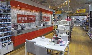 Eyelove XL: 450 monturen