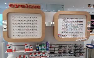 Eyelove: keuze uit 225 monturen